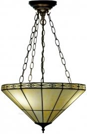 3088 SU3 Hanglamp Tiffany Ø41cm Serenity