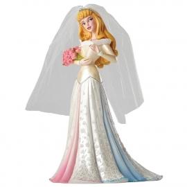 AURORA Wedding firugine H20,5cm Showcase Disney 4050708