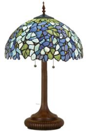 KT20V Tafellamp Tiffany H84cm Ø50cm Violet
