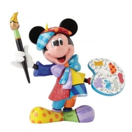 Mickey Mouse H 23cm Painter Disney by Britto 4055227