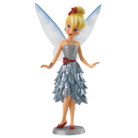 TINKER BELL Winter Figurine H 20cm Showcase Disney 4053350