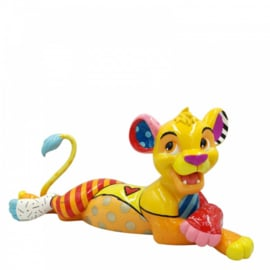 Simba Statement Figurine H18 B41cm! Disney by Romero Britto 6007099
