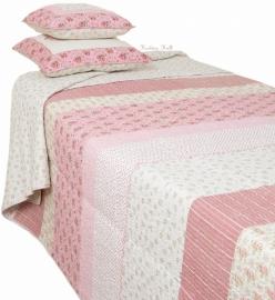 Q094 Clayre & Eef Bedsprei 300 x 260 cm Quilt Patchwork