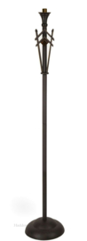 5763 Voet voor vloerlamp H160cm