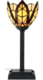 8119 Tafellamp Tiffany Uplight H36cm Ø15cm Flow Souplesse
