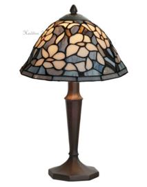 5826 5973 Tafellamp Tiffany H40cm Ø25cm Marta