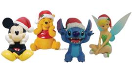 Christmas Figurines H8cm Enchanting Disney