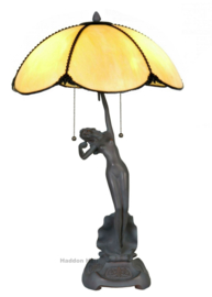 5719 Tafellamp Tiffany H66  Ø40cm Nova