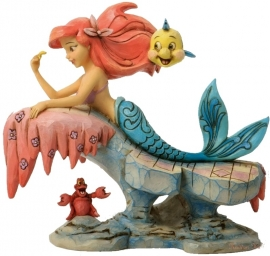 "ARIEL ""Dreaming Under the Sea""  H 16 cm 25th Anniversary 4037501"