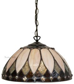T048S Hanglamp Tiffany Ø30cm Brooklyn