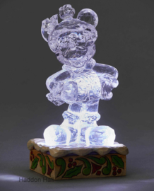 "MICKEY "" Mouse Illuminated H12cm Jim Shore 4059924"