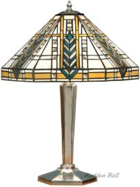 T044M Tafellamp Tiffany H55cm Ø41cm LLoyd