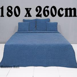 Bedspreien 180 x 260 cm