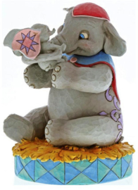 "DUMBO ""A Mother's Unconditional Love"" H 19cm Jim Shore  6000973"