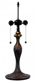 9319 Voet voor Tafellamp H60cm Zinkkleur