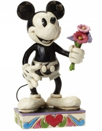 """MICKEY """"For My Gal H15cm Jim Shore 4043665"""