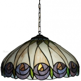 "T049M-97 Hanglamp Mackintosh Ø40cm ""Hutchinson"""