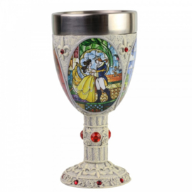 Belle & The Beast Goblet H18cm Disney Showcase 6007188