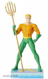 Aquaman Zilver Age figurine H22cm Jim Shore 6003026