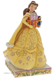 Belle Christmas H17cm Jim Shore 6007067