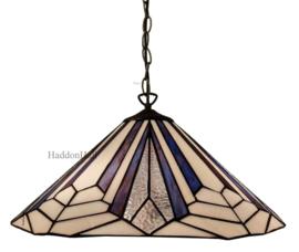 7874 Hanglamp Tiffany Ø45cm Astoria Blue