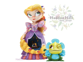 Rapunzel & Pascal Set van 2 Miss Mindy figurines
