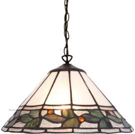 5862 Hanglamp Tiffany Ø30cm Herba