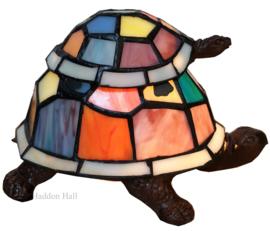 6002 Tiffany lamp Schildpadden