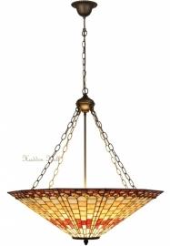 5727 Grote Hanglamp Tiffany Ø70 cm Pinkdiamond