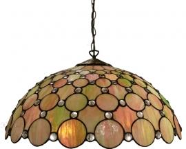 "5799 97 Hanglamp Tiffany Ø51cm ""Pearl"""