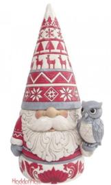 Nordic Gnome Statement H46cm! Jim Shore 6009500 leverbaar eind oktober