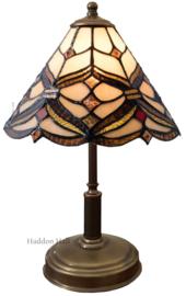 5901 Tafellamp Tiffany H38cm Ø25cm Lancaster