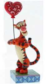 "TIGGER ""Heartstrings"" H 18cm Jim Shore 4059747"