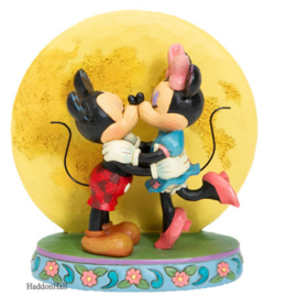 Mickey & Minnie Magic & Moonlight H12cm Jim Shore 6006208
