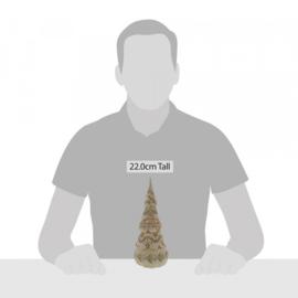 "White Woodland ""Festive Forest"" H22cm Jim Shore 6004174"