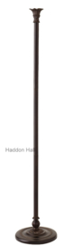 FL395 Voet voor vloerlamp uplight H158cm