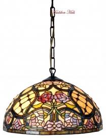 9963  Hanglamp Tiffany Ø40cm Grandiflora
