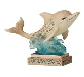 Coastal Dolphin H11cm JIm Shore 6006690