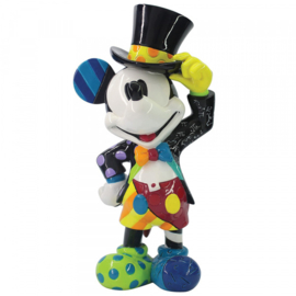 Mickey Mouse with Top Hat H23cm Disney by Britto 6006083