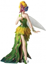TINKER BELL Masquerade figurine H19 cm Showcase Haute Couture Disney 4046627