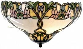 5500 80 Plafonniere Tiffany Ø40cm Ivyleaf