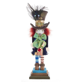 Alice - Mad Hatter Nutcracker H42cm