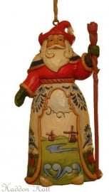 """Dutch Traditions""Hanging Ornament H12cm 4034400"