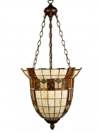 5353 Hanglamp Tiffany Ø40cm Groot