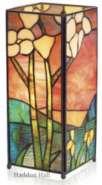 Y583 Tafellamp Tiffany H27cm Meridiem