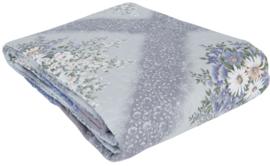 Q168 Clayre & Eef Bedsprei 140 x 220 cm Quilt Patchwork-style beddesprei