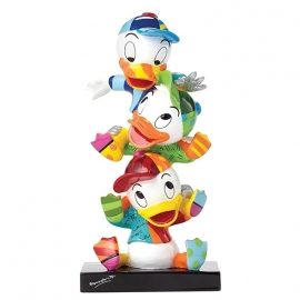 Huey, Dewey & Louie H 21cm Disney by Britto Kwik Kwek Kwak 4049691