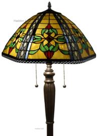 DT19288 Vloerlamp Tiffany H160 Ø46cm Sambreel
