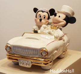 """Mickey & Minnie """"Minnie's Dream Honeymoon"""" B20cm Disney by Lenox 810207"""