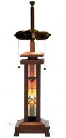 5781 Voet Tiffany voor tafellamp H70cm met verlichting Schuitema